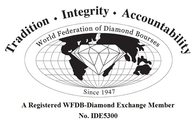 Diamond exchange bourse member