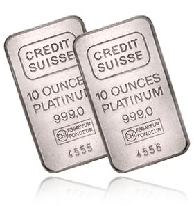 platinum prices